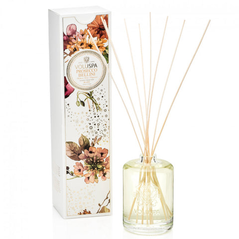 Voluspa - 177ml Diffuser, Prosecco Bellini