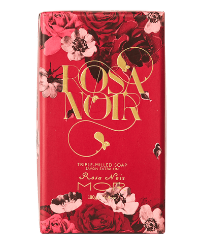 MOR Boutique - Rosa Noir Triple Milled Soap 180g