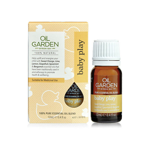 Oil Garden - Baby Play Essential Oil Blend, 12ml