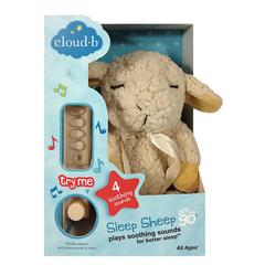 Cloud b - Sleep Sheep On The Go with 4 Soothing Sounds
