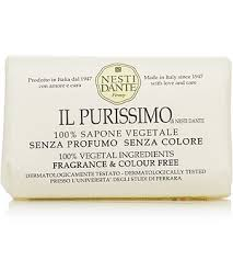 Nesti Dante - Il Purissino 100% Vegetal Ingredients, Fragrance and Colour Free Soap 150g