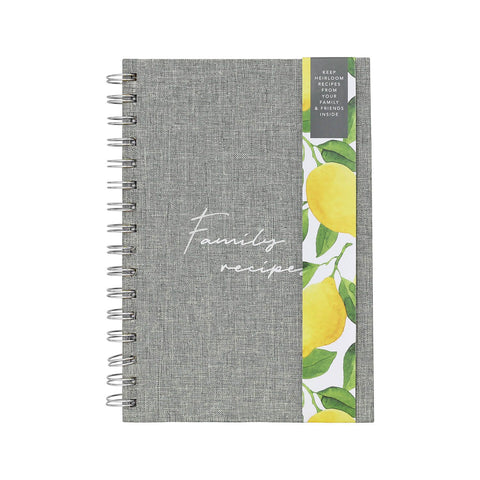 Splosh - Capri Kitchen Family Recipe Journal