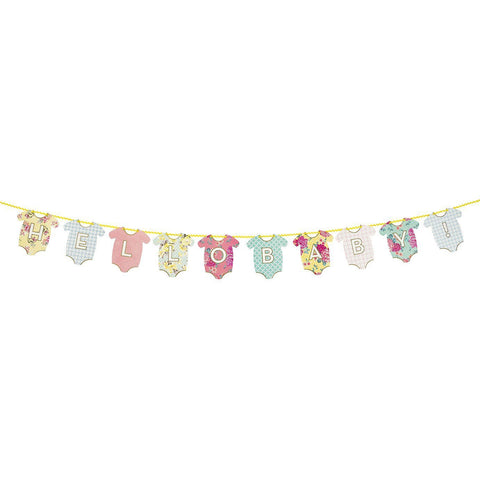 Talking Tables - Baby Shower Garland