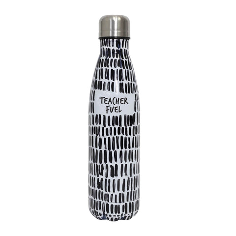 Splosh - Teacher's Collection Water Bottle, Teacher Fuel