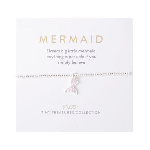Splosh - Tiny Treasures Children's Bracelet, Mermaid