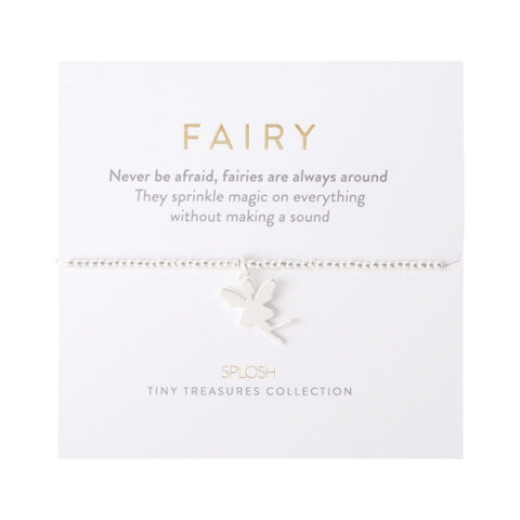 Splosh - Tiny Treasures Children's Bracelet, Fairy