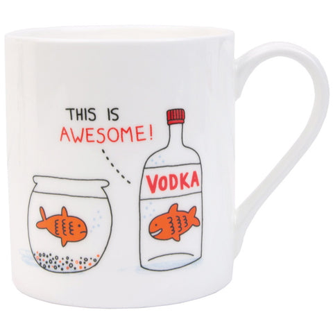 Ohh Deer - Gemma Correll, Awesome Water Mug