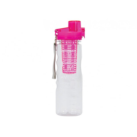 Annabel Trends - Watermate Infuser Bottle 750ml, Pink