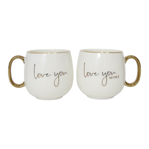 Splosh - Love You Mug Set