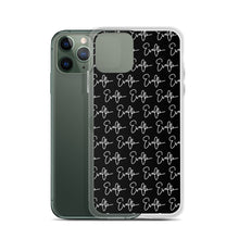 Evaflow Just The Signature iPhone Case