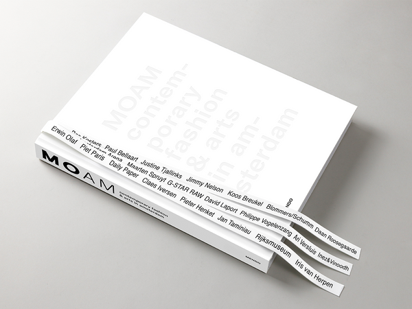 MARCH 21ST 2019 - 18:00 // BOOK LAUNCH 'MOAM: CONTEMPORARY FASHION & ARTS IN AMSTERDAM' BY MENDO
