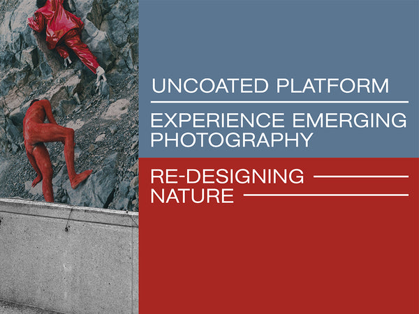 JANUARY 17th 2019 - 17:30 //  OPENING EXHIBITION 'RE-DESIGNING NATURE' BY UNCOATED PLATFORM