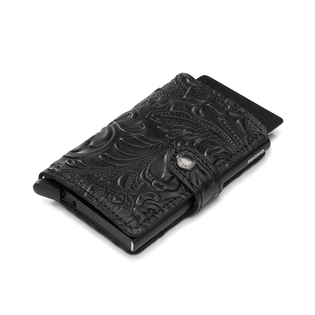 Or-Black Wallet