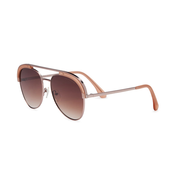 Metropolitan Sunglasses Blush
