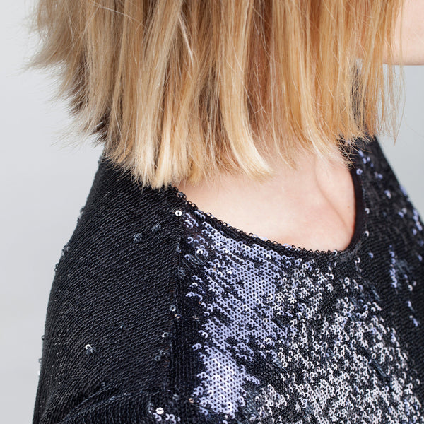 Exclusive Sequin Top