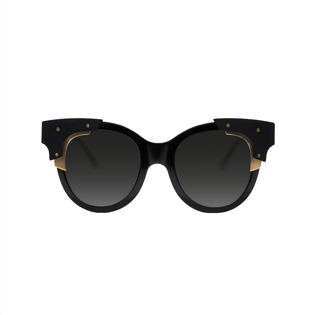 Sunglasses EWA Jet Black