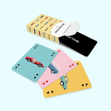 Playing Cards Cars