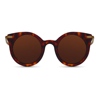 <strong>Loli - T</strong> <br> Havana / Gold Temples & Brown