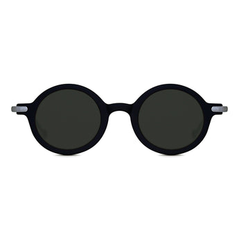 <strong>Robert - T</strong> <br> Black / Silver Temples & Black