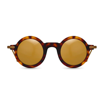 <strong>Jasper - T</strong> <br> Havana / Gold Temples & Gold Mirror