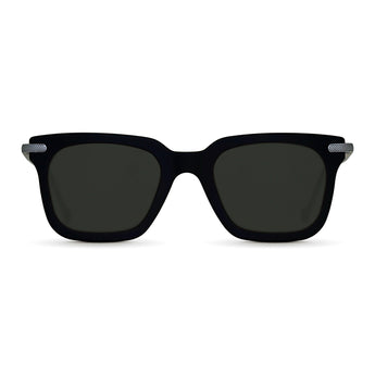 <strong>Winston - T</strong> <br> Black / Silver Temples & Black