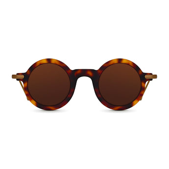 <strong>Jasper - T</strong> <br> Havana / Gold Temples & Brown