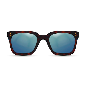<strong>Winston</strong> <br> Havana / Blue & Blue Mirror