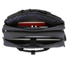 15.6 inch Laptop Briefcase Water-Repellent Light Weight Computer Bag Shoulder Expandable Extra Large Capacity For Travel/Business/School