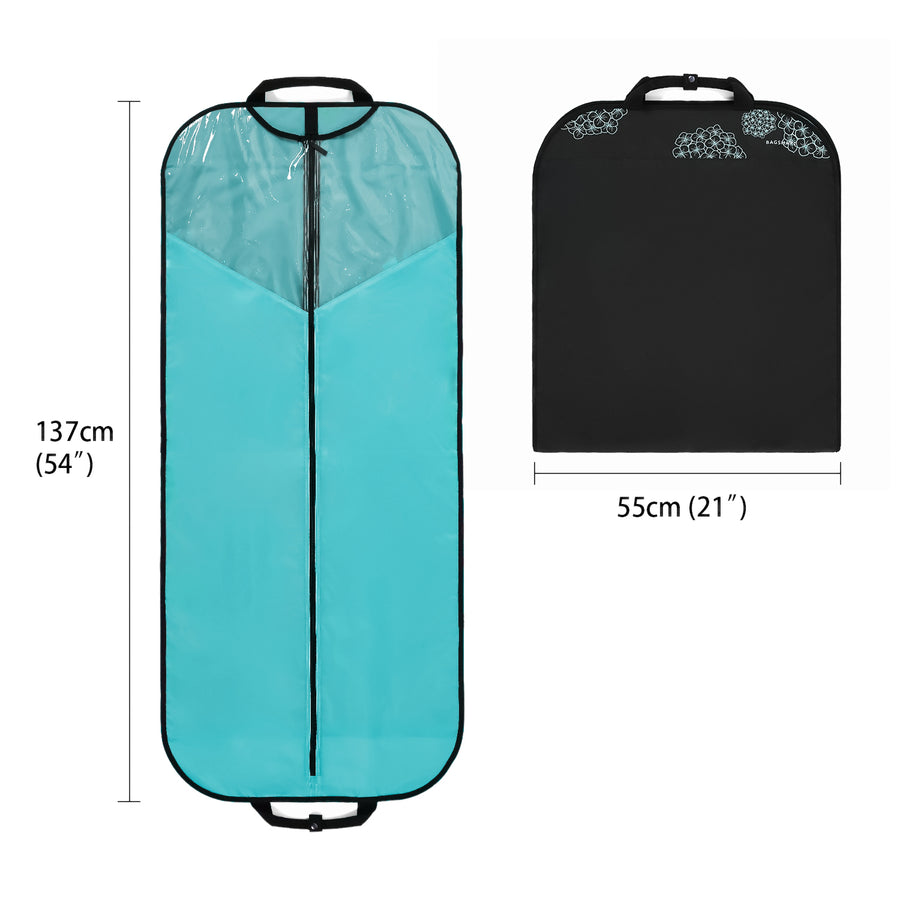 Garment blue Bag Exterior