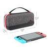 BAGSMART Nintendo Switch Case