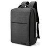 BAGSMART Business Laptop Backpack Water Resistant Slim Travel Backpack for Men & Women Fits 15.6 Inch Laptops Notebook Tablets