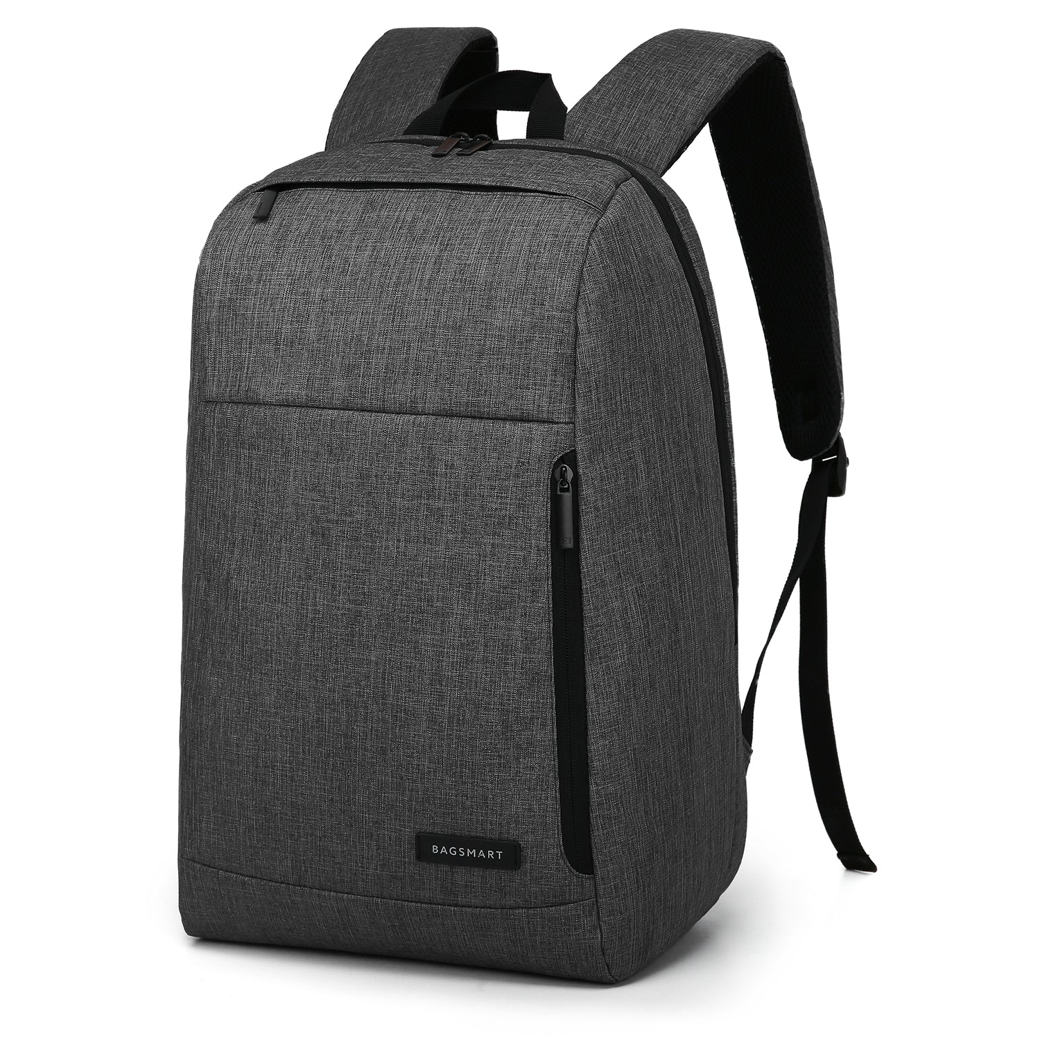 0cebe2f2e6c8 BAGSMART Business Laptop Backpack Water Resistant Slim School Backpack Fits  Up To15.6 Inch Laptops