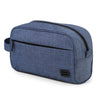 Compact Waterproof Toiletry Travel Bag Organizer Handy Makeup Cosmetic Bag Carry on Dopp Shaving Kit for Men or Women