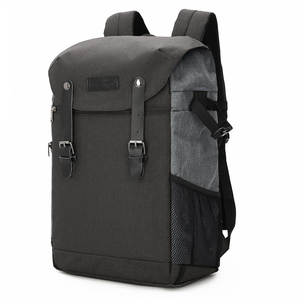 3586284ad5d Camera Backpack 15.6 Laptop Compartment with Waterproof Rain Cover -  BAGSMART