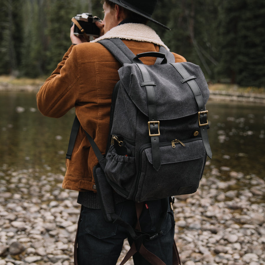 Photo Series/ Photo Camera Backpack