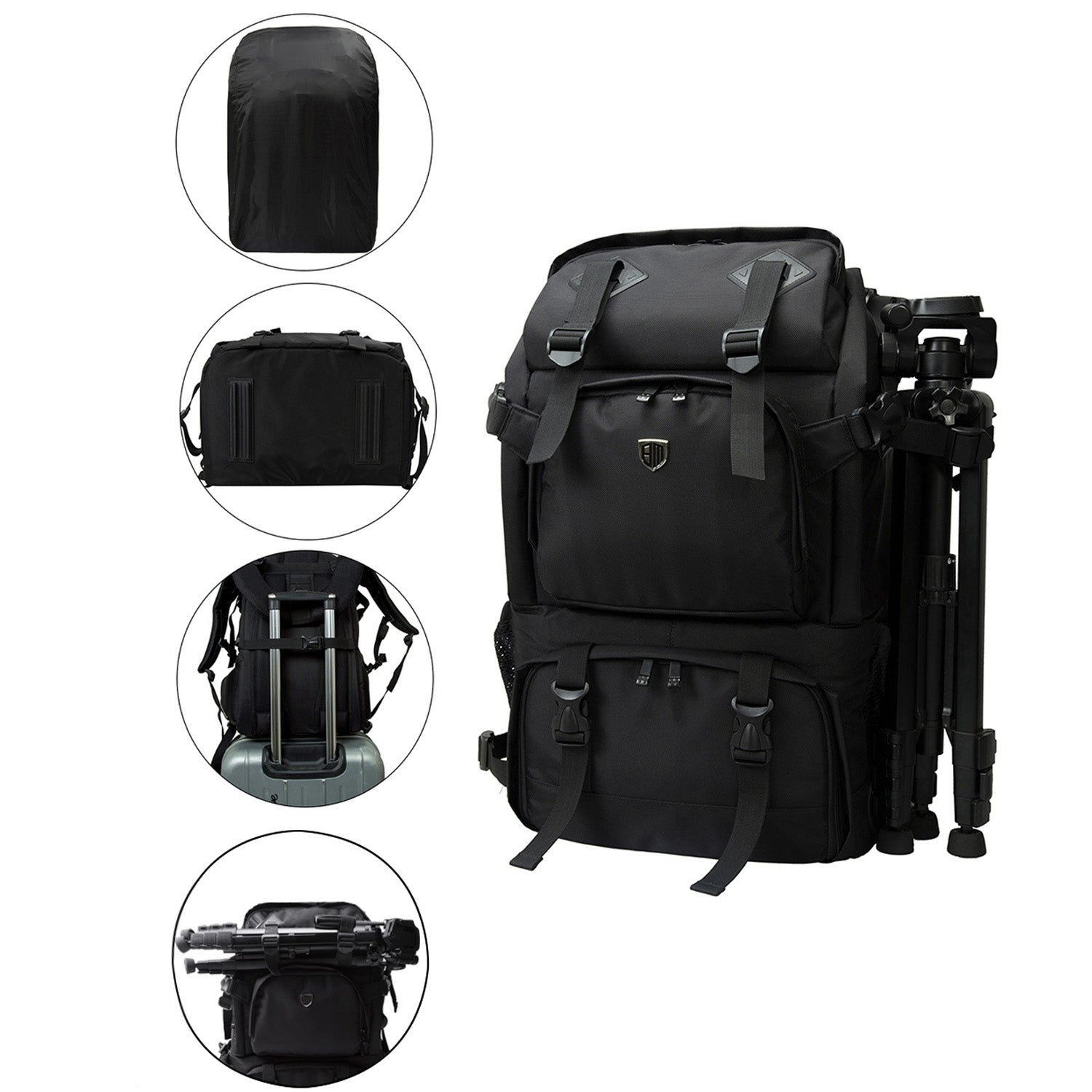 99b7a7978103 Anti-theft Professional Gear Backpack for SLR DSLR Cameras   15