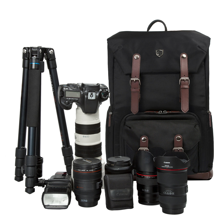 Boston Camera Backpack