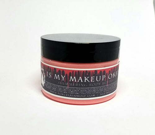 Is My Makeup Okay? - Whipped Body Butter