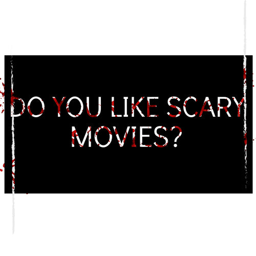 DO YOU LIKE SCARY MOVIES? - June Movie Night BOX