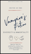 Vampire's Potion Bath Salts
