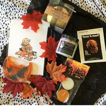 Halloween Traditions - Movie Night Box
