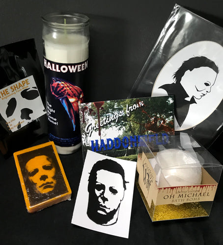OCTOBER Movie Night Box -