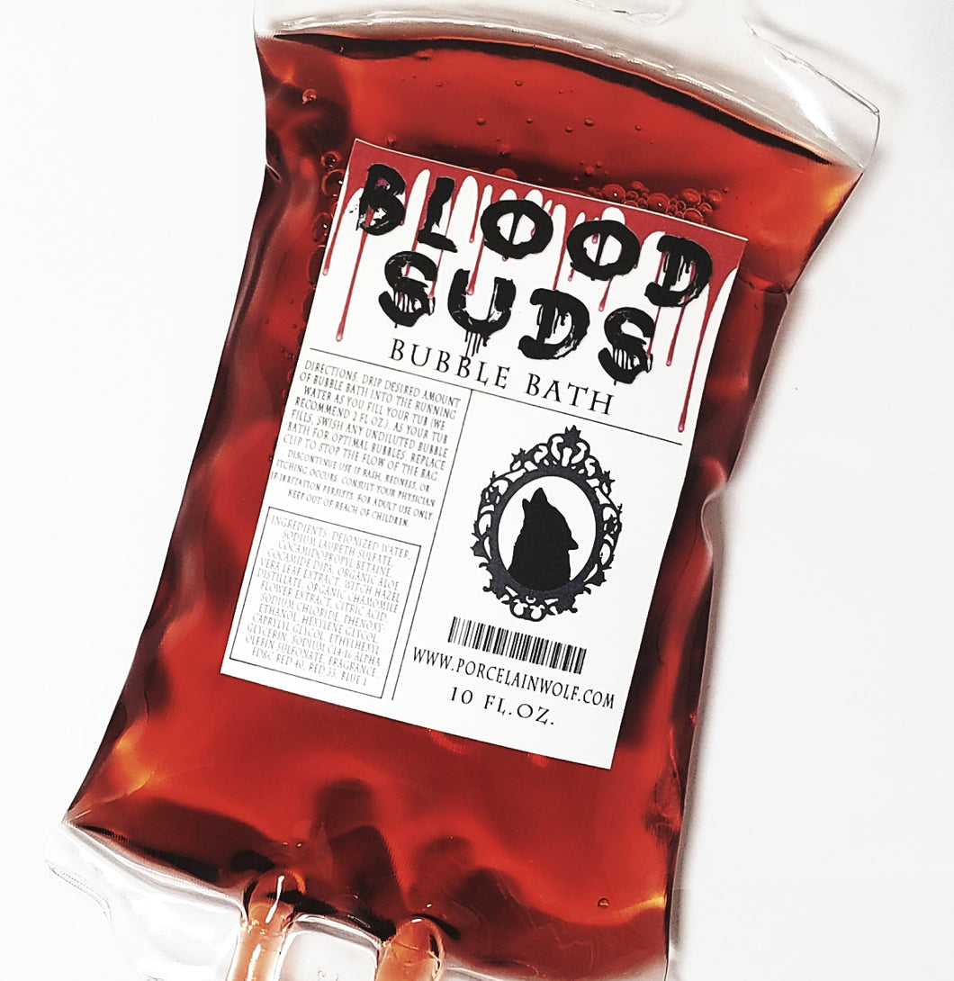 Blood Suds Bubble Bath