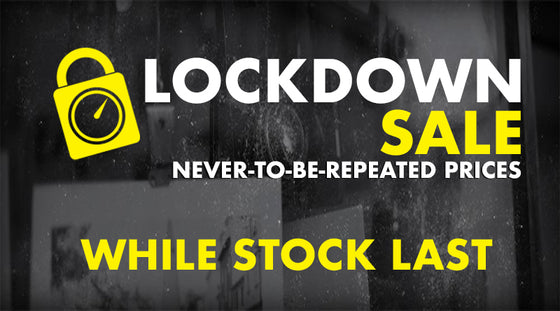 LockDown SALE Never-To-Be-Repeated Prices