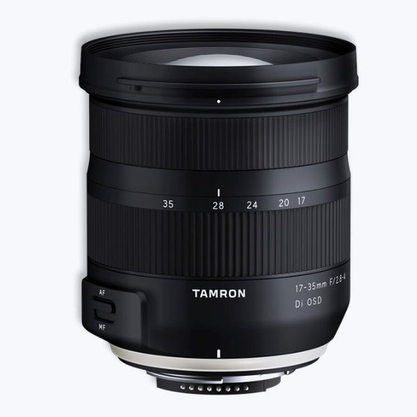 Tamron A037 17-35mm f/2.8-4 Di OSD Lens for Canon