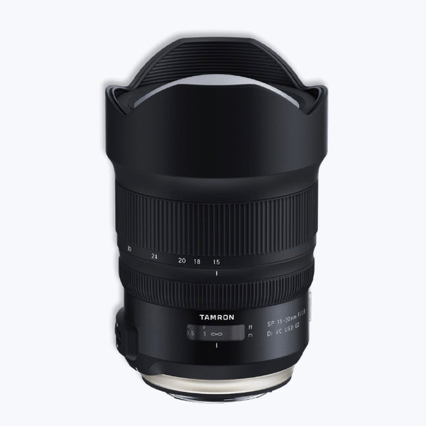 Tamron A041 SP 15-30mm F/2.8 Di VC USD G2 Lens for Canon