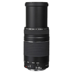 Canon Lens EF75-300mm f/4-5.6