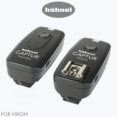 Hahnel Captur Remote Control & Flash Trigger<span>(for Nikon)</span>