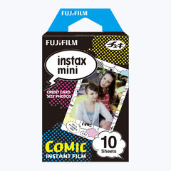Fujifilm Instax mini Comic film 10 pack