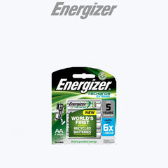 Energizer Recharge Extreme NH15BP4 NiMH AA 2300mAh Battery Card 4